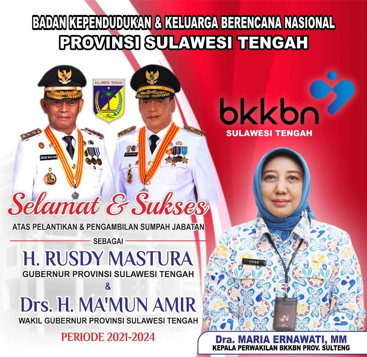 Iklan BKKBN Provinsi Sulawesi Tengah